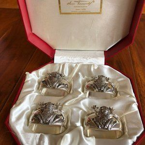 Hans Turnwald Signature Collection Napkin Rings